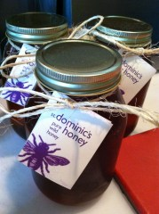 St Dominic's Honey was one of the finale's Good to be NC secret ingredients