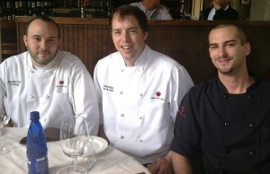 Team Mimosa Grill with Chefs