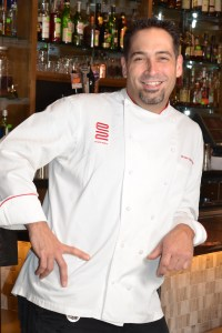CHef Brian Mottola, executive chef at e2 Emeril's Eatery in Charlote NC