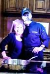 Heidi with Chef Bill Bigham