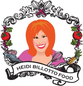 HEIDI BILLOTTO FOOD