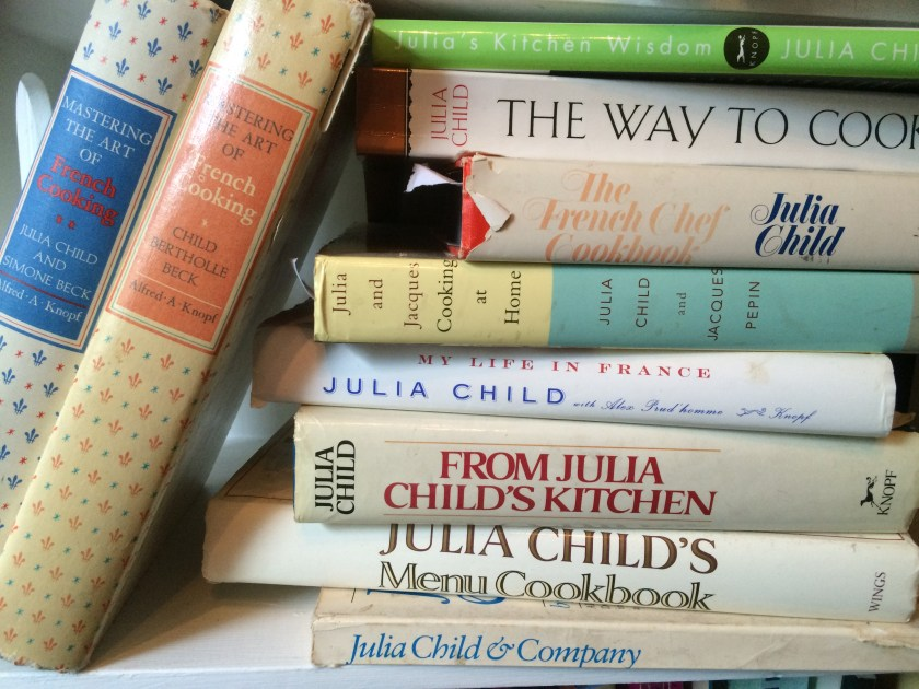 julias cookbooks