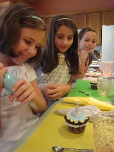 birthday party cooking class for kids