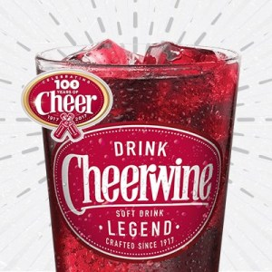 Cheerwine Social Media Profile logo