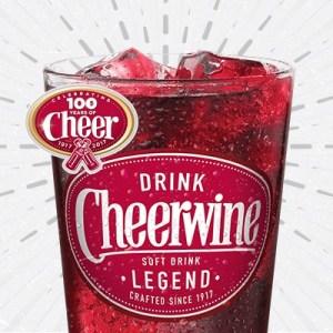 Cheerwine Social Media Profile logo