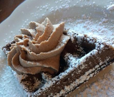 Bistro La Bon Chocolate Waffle