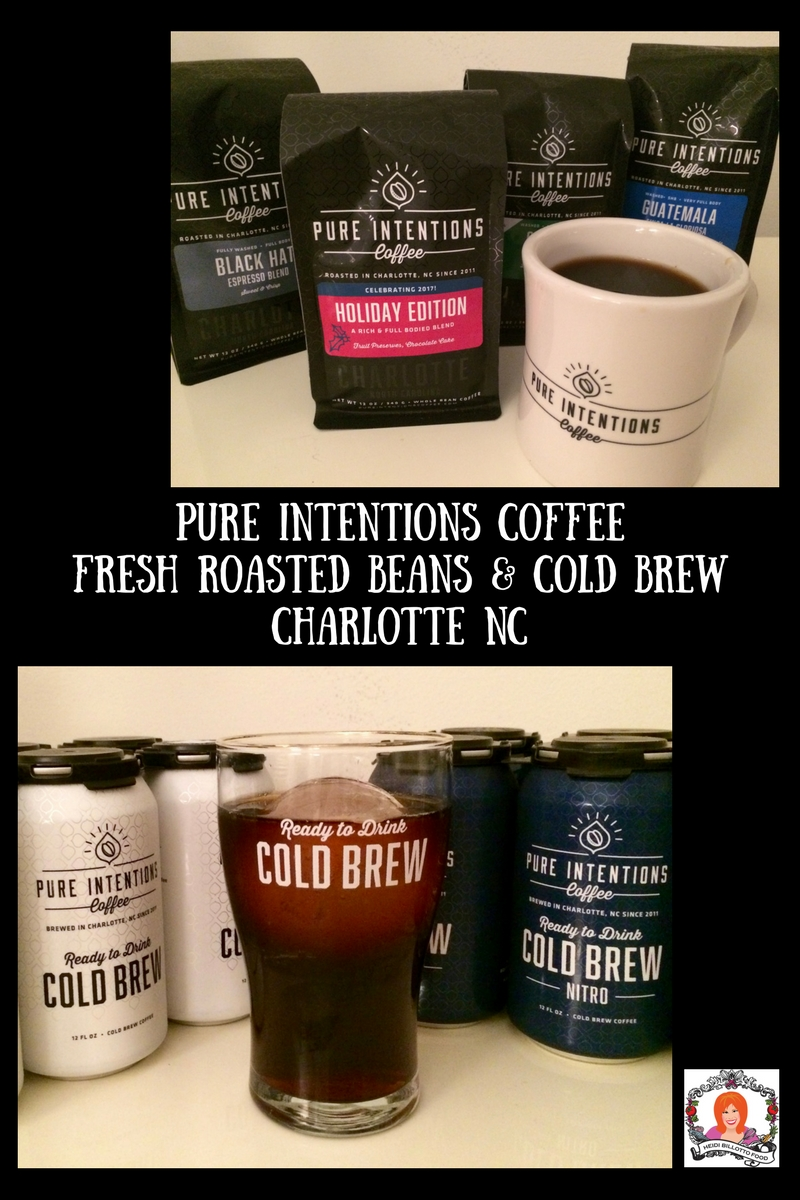 Pure Intentions Coffee Beans & Cold BrewCharlotte NC