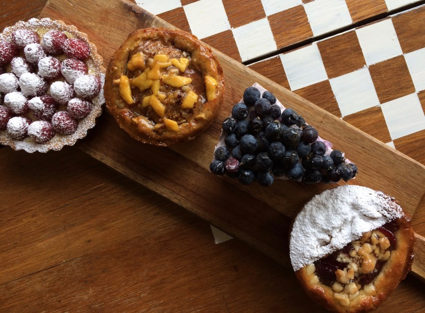 pastries at lincolns