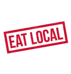 eat local, drink local