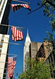 Chrysler Tower, New York.