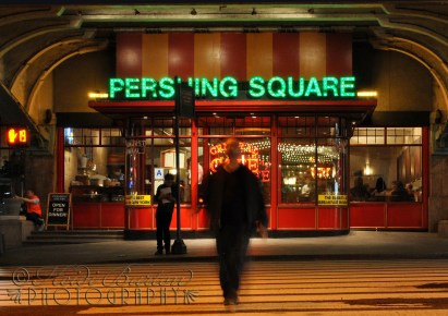 Pershing Square, Grand Central Station, New York.