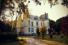 16th June 2013 – the derelict chateau in the grounds of the campsite we stayed in – Domaine de la Ville Huchet, we stayed in one of their superb little wooden chalets, lovely!