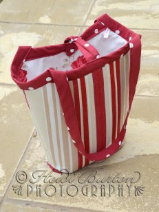4th July 2013 - Another bag - this one is reversible!!!!