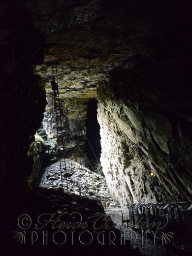 28th October 2013 - Lllechwedd Slate Mines