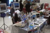 7th December 2013 - todays table at the craft fair