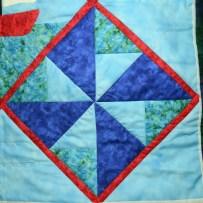 Pinwheel Block (I think!)