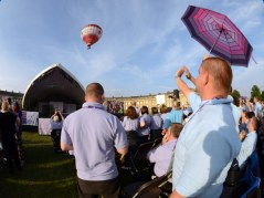 Special Olympics Great Britain Opening Ceremony for the National Games in Bath