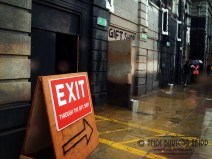 Exit through the Gift Shop - obviouly