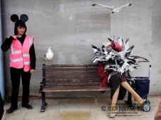 Dismaland, Banksy Exhibition, Weston-super-Mare, August/September 2015