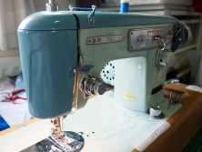 My old sewing machine #09