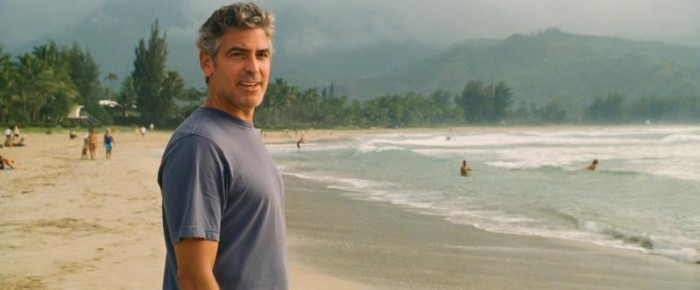 George Clooney stars in ThenDescendants