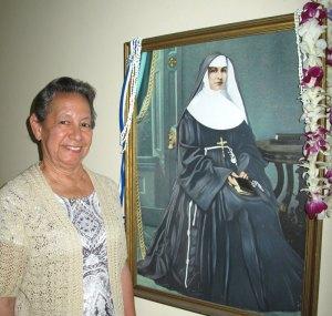 Sister Alicia Damien Lau | Photo © Heidi Chang