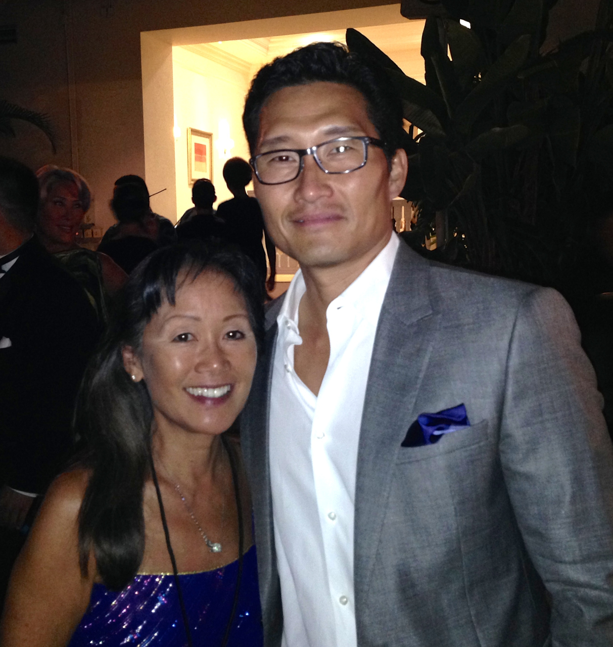 daniel dae kim wife wwwpixsharkcom images galleries