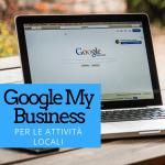 Google My Business per attività locali
