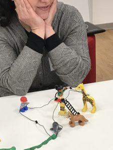Workshop Lego serious play: come ti vedono gli altri