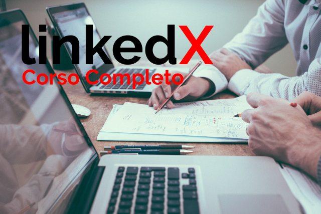 LinkedX corso linkedIn completo