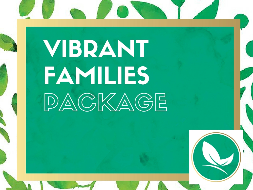 vibrant families package