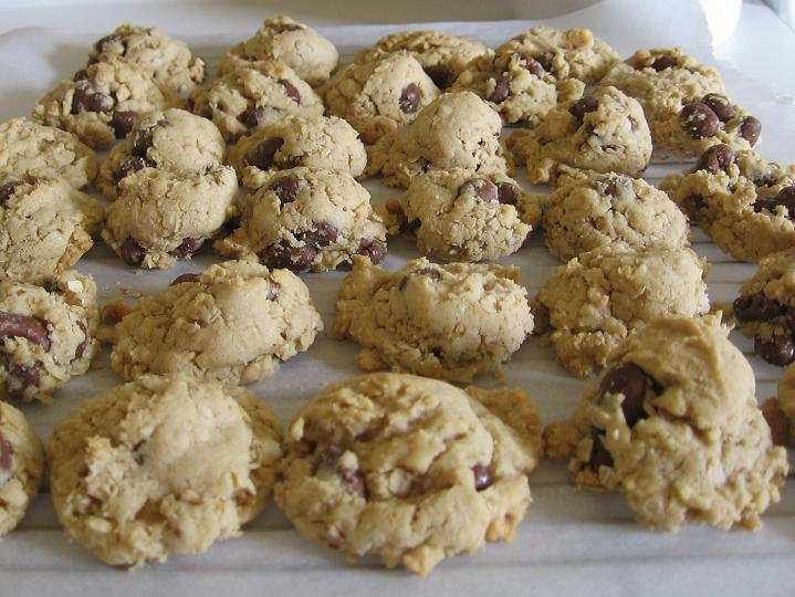 oatmeal-raisinet-cookies