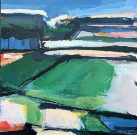 board-painting-landscape-field-abstract-hudson-valley