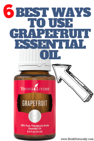 Best Ways to Use Grapefruit Oil - Essential Oil Facts and Tips 1