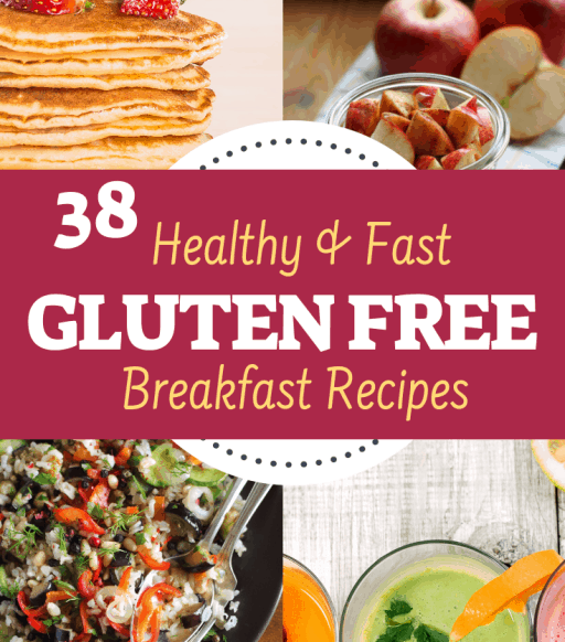 gluten free breakfast ideas for busy families