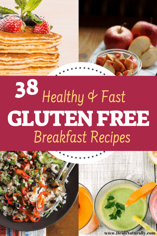 gluten free breakfast ideas for families