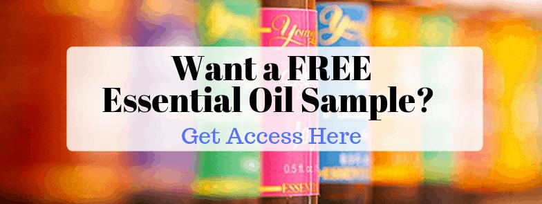 essential oil sample