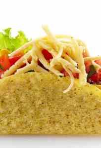 healthy food taco recipe