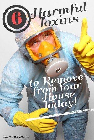 remove harmful toxins