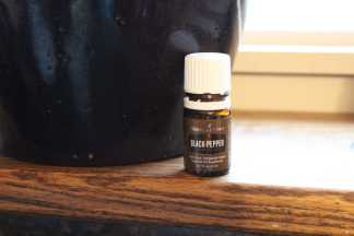 black pepper essential oil | best meatloaf recipe