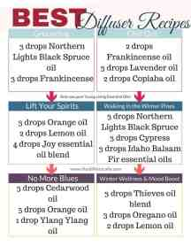 32 of THE Best Essential Oil Diffuser Recipes That Make You Look Like a Pro 3