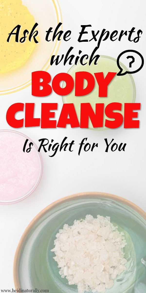 How To Choose The Best Body Cleanse For Your Lifestyle
