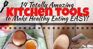 cooking tools for healthy eating