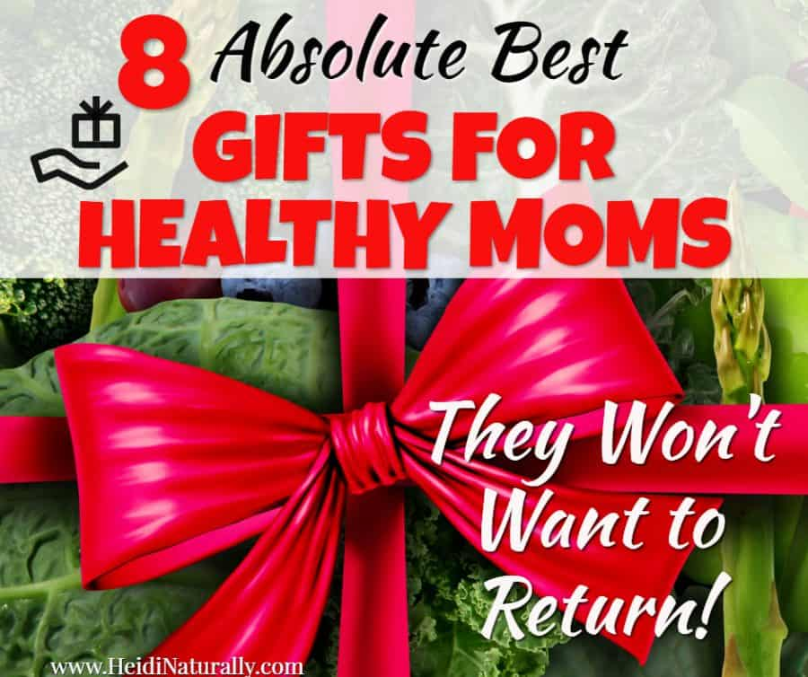 Best Gifts for Healthy Moms