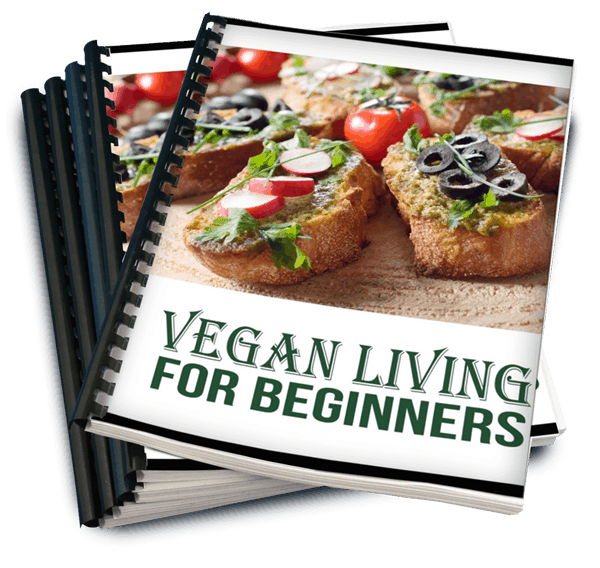 Vegan living book