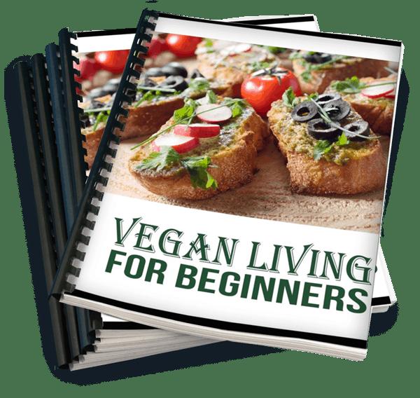 Vegan living book