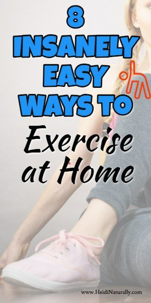 exercise at home for weight loss