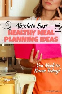 Healthy meal planning ideas
