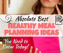 Healthy Family Meal Plans