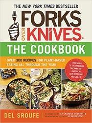 forks over knives cookbook